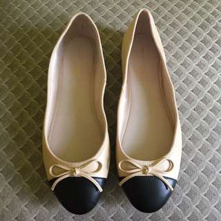 BRAND NEW FOREVER COMFORT BY NEXT BALLET FLATS