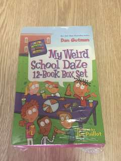 My Weird School Days Book Set