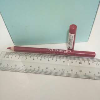 Pensil Bibir Misslyn Warna Merah