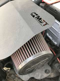 MST air intake for VW Scirocco 1.4