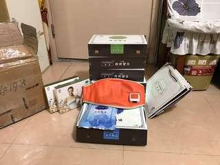 養森瘦瘦包,國內最火熱嘅減肥瘦品,無需食落肚嘅減肥產品,每盒只需$680