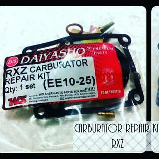 CARBURATOR REPAIR KIT RXZ JENAMA DAIYASHO RM15