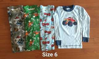 Snugfit Longsleeve for kids