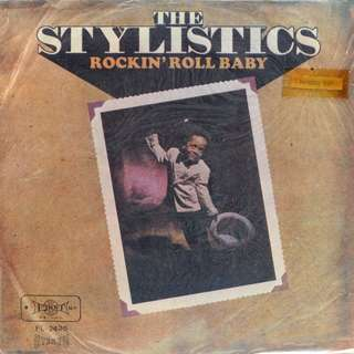 stylistics Vinyl LP, used, 12-inch original pressingcs