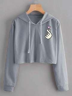 G sweater crop sarange