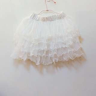 🚚 雪天鵝網紗蓬裙 #女裝半價