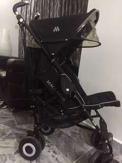 Maclaren Techno Xt Black very good condition