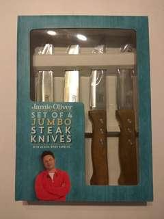 Jamie Oliver Jumbo Steak Knives  大鋸扒刀