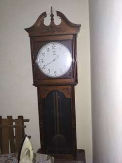Mauthe grandfather clock