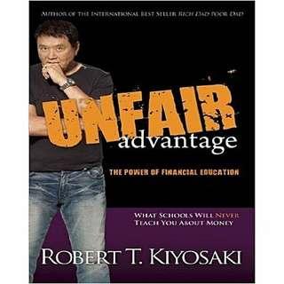 eBook - Unfair Advantage by Robert Kiyosaki