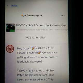 THANK YOU CAROUSELL :) Highly Rated Seller Again !!
