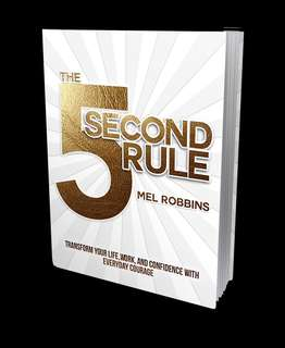 eBook - The 5 Second Rule by Mel Robbins