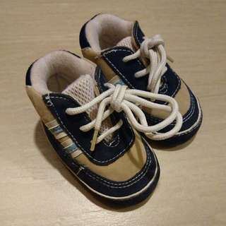 Baby Boy Shoes 3-9 Months