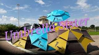 Multi purpose umbrella