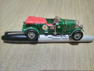 Matchbox Bentley Vintage Die Cast