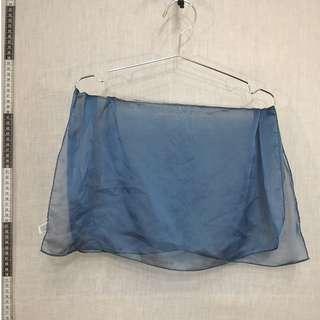 71118161-Kkusebo translucent scarf透光圍巾