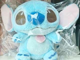 100% 正版 全新 Disney 迪士尼 Stitch 史迪仔 特別版 毛公仔 有包裝 絕對罕有 情人節 生日禮物