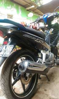Jupiter MX135 LIQUID COOL