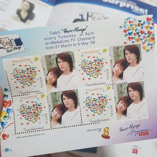 邱泽 Roy Chiu  collectible stamps