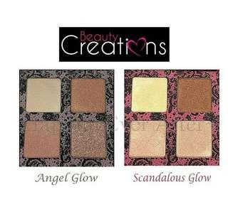 Beauty creations highlighter!!