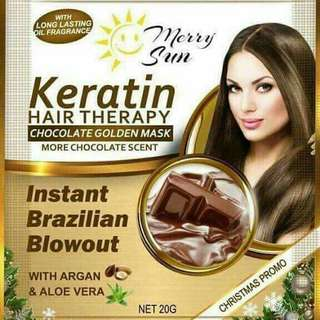 Merry Sun Keratin Hair Therapy