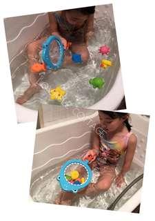 Baby kids shower toy