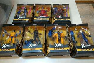 [PRE-ORDER] Marvel Legends X-Men series BAF Apocalypse (Case of 8)