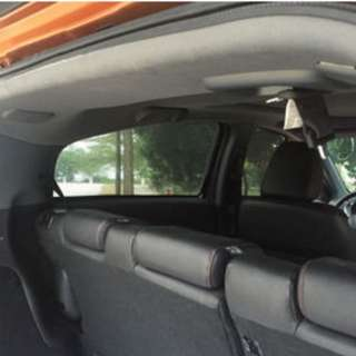 Magnetic Sunshade