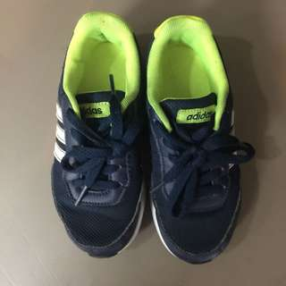 Adidas rubber shoes
