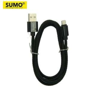 SUMO sc 578 iphone apple kabel cable data fast charging