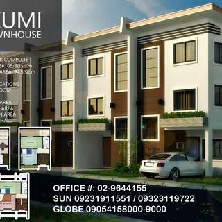 Izumi House for Sale in Zuri Residences Taytay near SM Ortigas