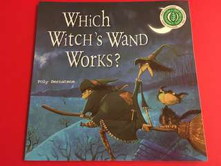 Which Witch's wand works? (Water/tear resistant papers)