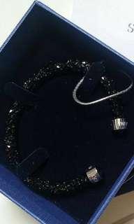 UPDATED! Swarovski Crystaldust (Black)