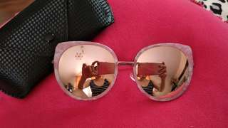 pinky cat shades