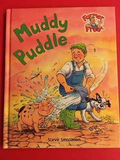 Farmer Fred - Muddy Puddle