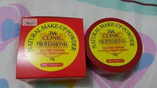 Natural Make-up Powder