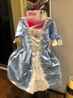 🆕Original Disney Princess Dress 5yo