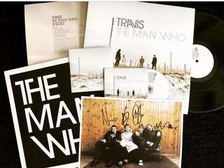 Travis - The Man Who (Limited Edition Collector's Boxset)