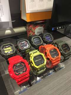 G shock Kings Series (GX/GXW)