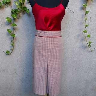 Bossini pin up pencil skirt