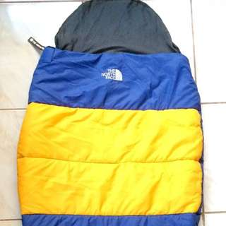 The North Face TNF Sleeping Bag (small)