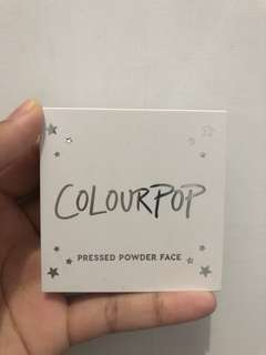 Colourpop Pressed Powder Face (Blush On)