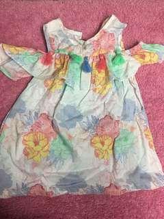 Gingersnaps tiny dress