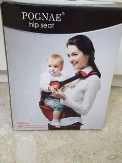 Pognae Baby Hip Seat Carrier
