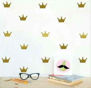 Wall Sticker - Crowns