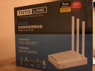 Wireless Router Totolink N302RE 300mbps