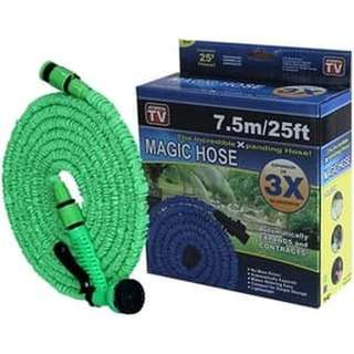 Selang Air Elastis Magic Hose 7.5m 25Ft - 31685