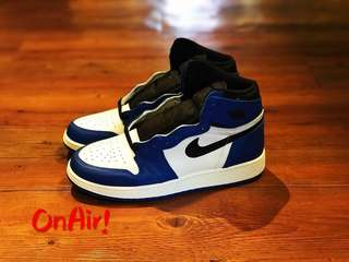 AJ1 RETRO HIGH OG GS GAME ROYAL