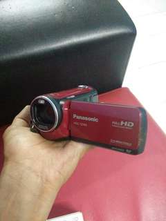 Digital Video Camera Panasonic SD80