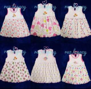 Ready Stock Promotion-Embroidery Baby Dress